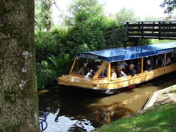 Elektroboot Scheepswerf Schreur